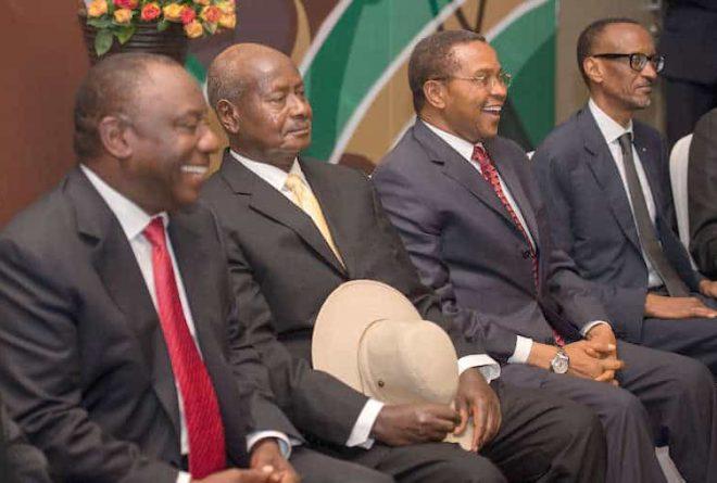 Uganda's leader, Yoweri Museveni, treats pan-Africanism as a 'pick and play' game