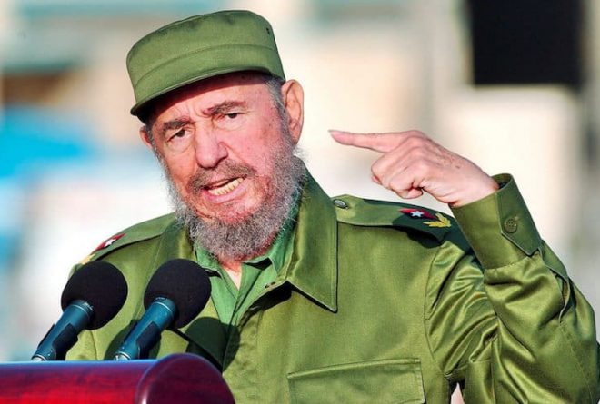 Fidel Castro: 10 quotes