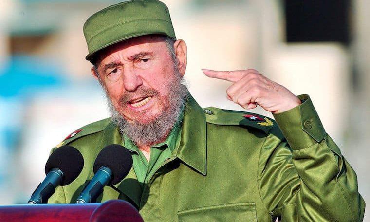 Remembering Fidel Castro: 10 quotes