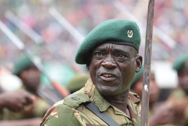 Zimbabwe army takes over state broadcaster but denies coup