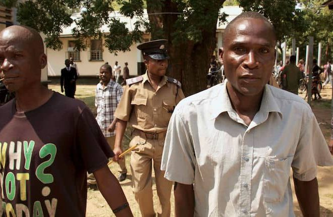 "Malawi: Eric Aniva ""hyena"" sex predator sentenced to 2 years in jail for engaging in harmful cultural practices"