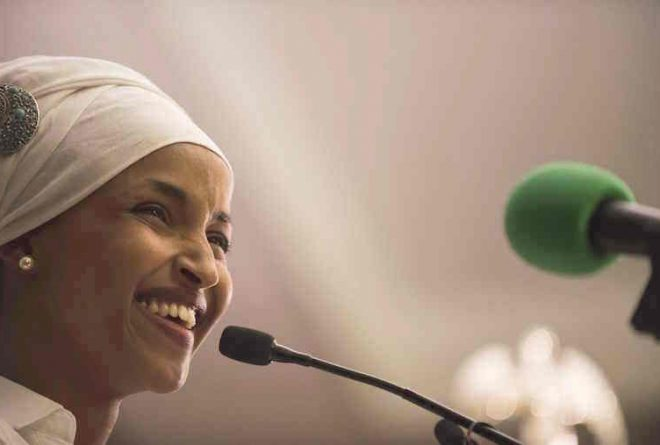 Breaking boundaries: Former refugee, Ilhan Omar elected first Somali-American legislator in the U.S.