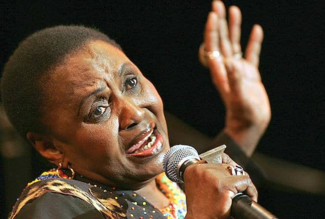 Remembering Mama Africa Miriam Makeba