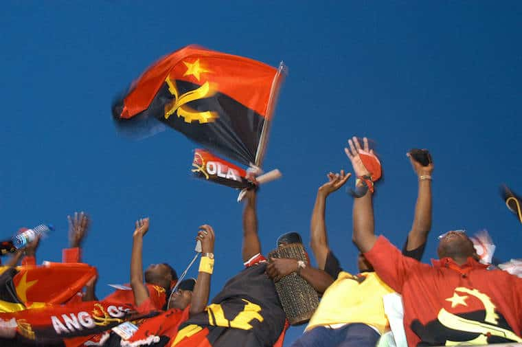 Angola celebrates 19 years of peace and the end of armed conflicts