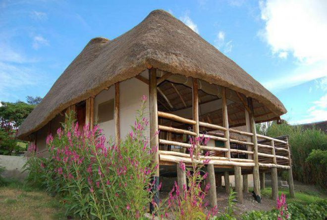 The wisdom of the African hut