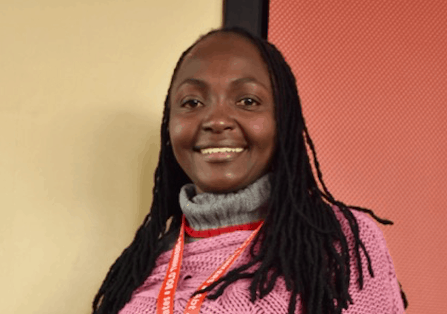 """""""Women need options when a man says no to a condom"""": An interview with Kenyan HIV activist Jacque Wambui"""
