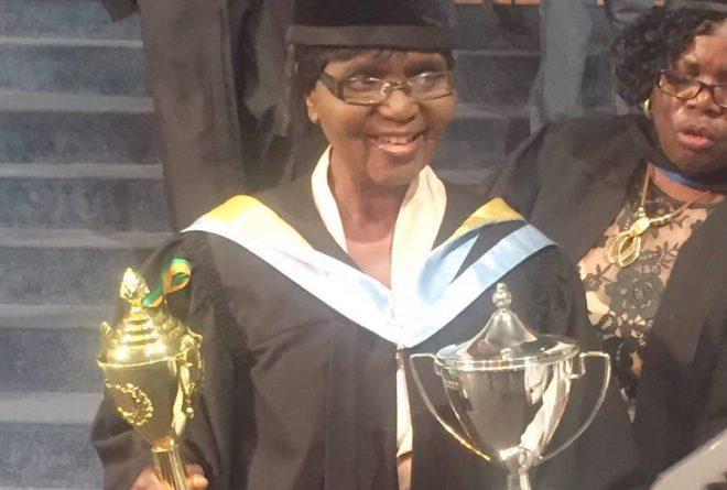 Zimbabwe: 77 year-old retiree Hatifari Munongi earns university degree