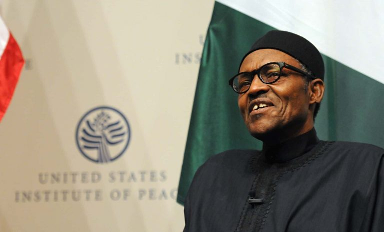 President Muhammadu Buhari. Photo: U.S. Institute of Peace/ Flickr