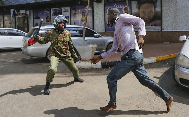 KENYA PROTEST ELECTIONS