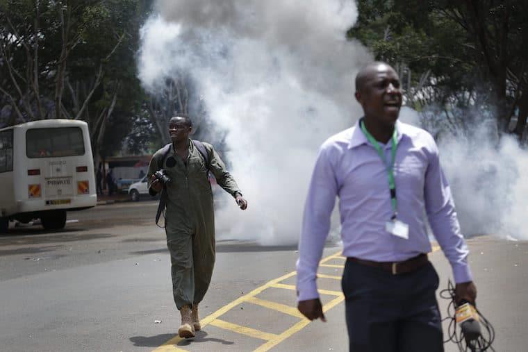 KENYA CORRUPTION PROTEST