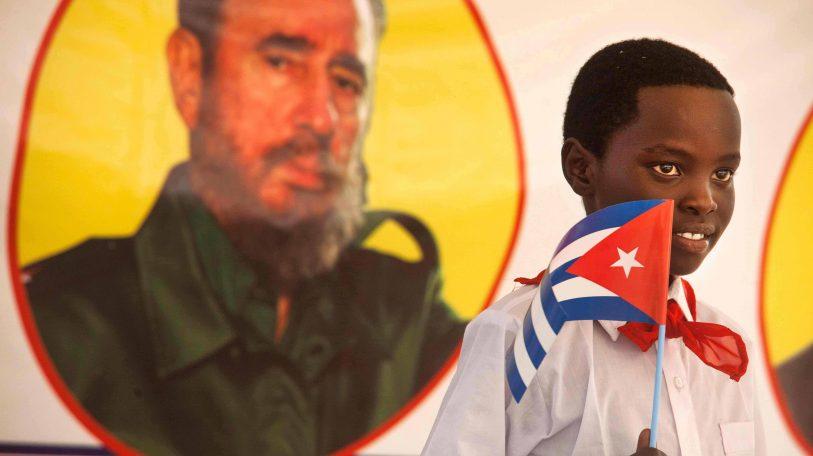 Castro's death casts light on Africa's relationship with its diaspora
