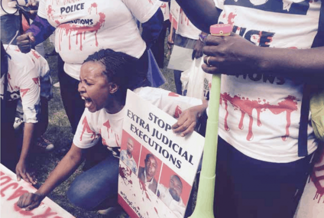 Activists in the Trenches: A Profile of Kenya's Wanjeri Nderu and Ruth Mumbi