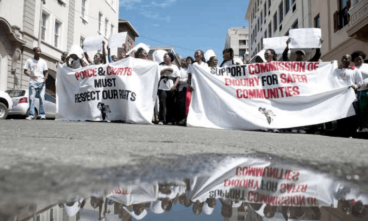 A View from the Ground: State-Civil Society Relations in South Africa Interview