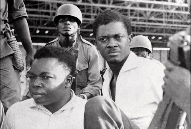 57 years later Belgium inaugurates a square in Brussels named after Patrice Lumumba