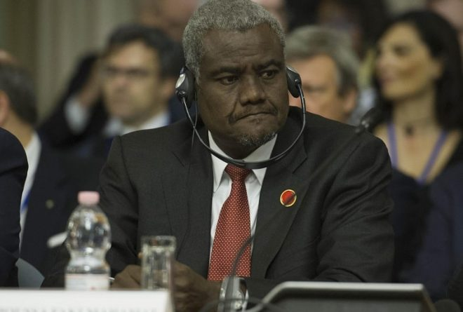 Chad foreign minister Moussa Faki Mahamat elected new head of African Union