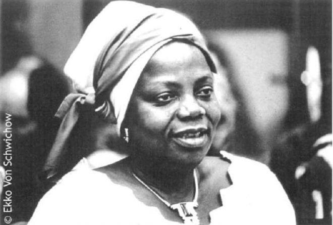 Remembering Nigerian Literary Icon Buchi Emecheta