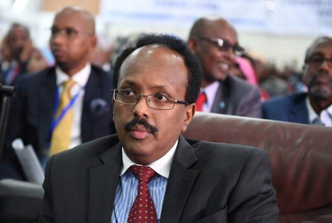 Somalia: Mohamed Abdullahi inaugurated as new president
