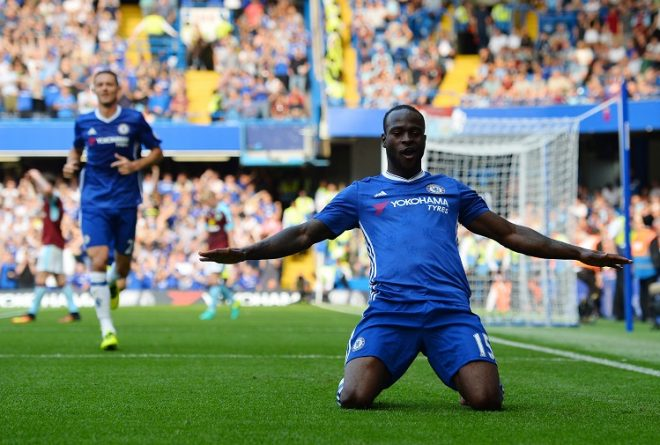 Overcoming tragedy: The story of Victor Moses