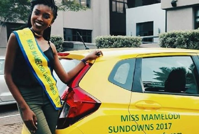 Meet Sharon-Rose Khumalo: Rose of Mamelodi