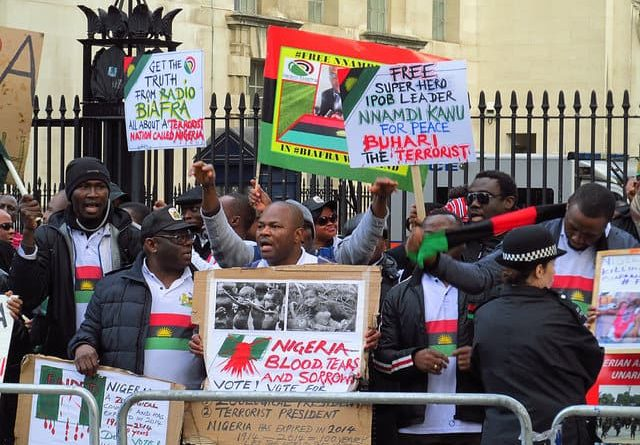Anniversary of Biafran War shuts down activities in Nigeria