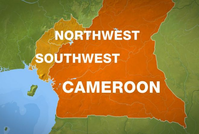 Cameroon is on the brink of civil war over colonially created barriers