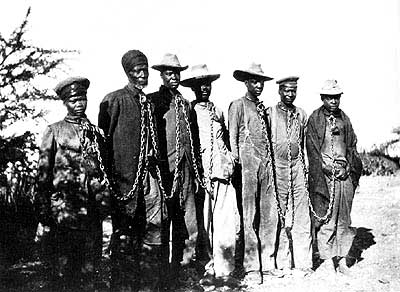 Germany faces lawsuit against genocide on Namibian ethnic groups