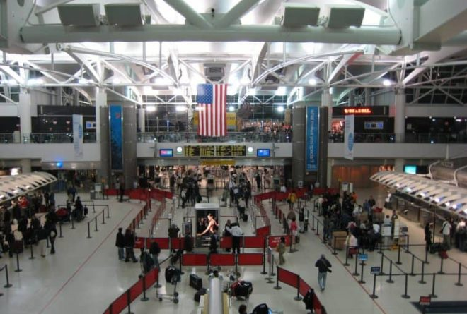Nigerian software engineer asked to balance Binary Search Tree at J.F Kennedy Airport