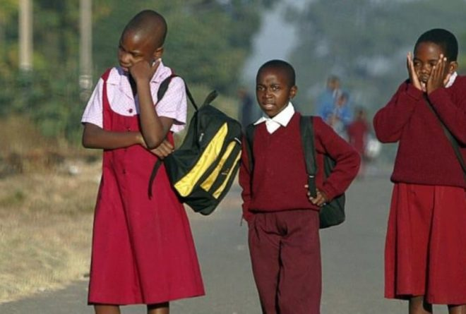 Zimbabwe bans children corporal punishments at school and home