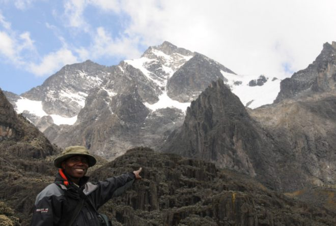 Rwenzori Mountains: Mountains of the Moon