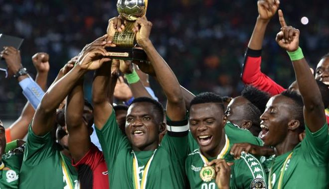 Zambia are Under-20 African Champions!