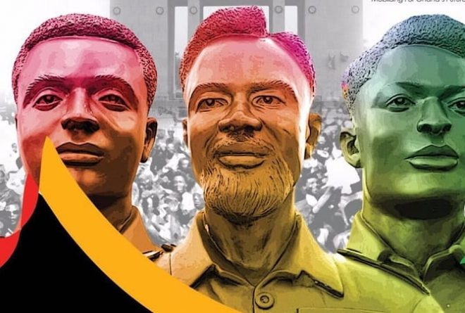 Ghana Honours Three WWII Veterans Who Sparked the Fight for Independence