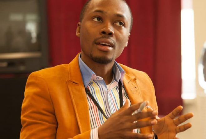 Nigerian Oscar Ekponimo listed as a TIME magazine 'next generation leader'