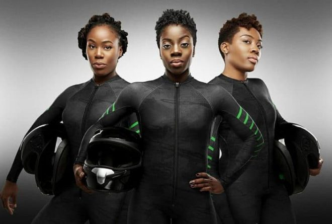 Meet Nigeria's first bobsled team of three women on the brink of Olympic history