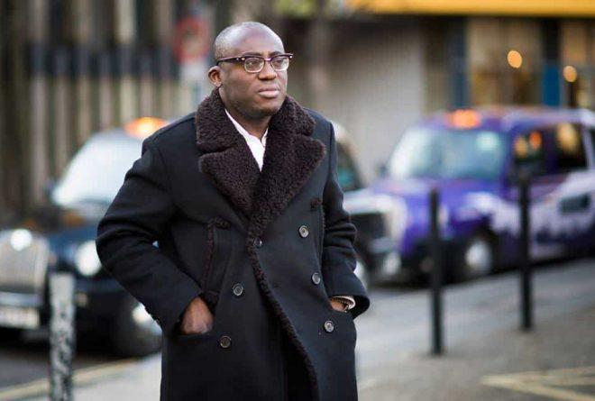 Ghanaian Edward Enninful appointed new British Vogue Editor