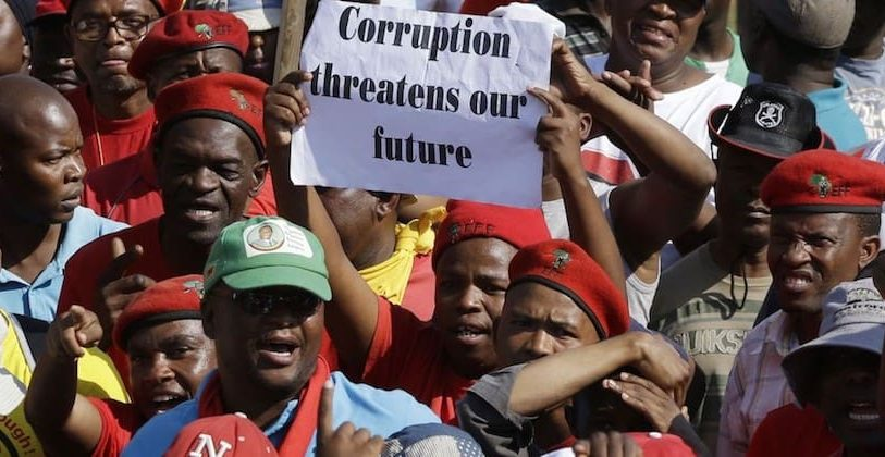 The moral bankruptcy in African politics