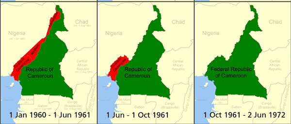 A clash of histories in Cameroon