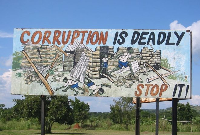 Report yourself: the citizen v. corruption
