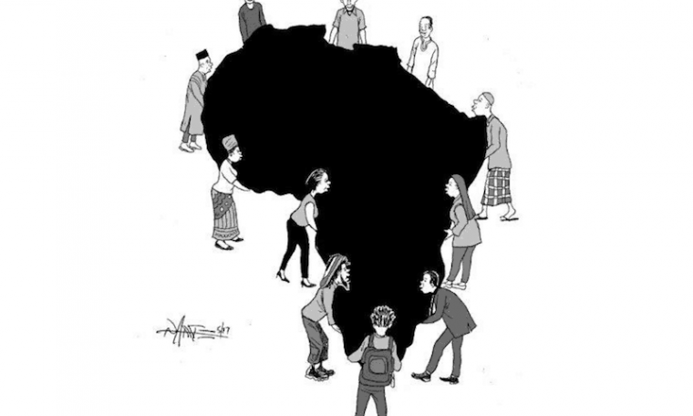 Making up our own minds: Reframing Africa's history and reclaiming our future