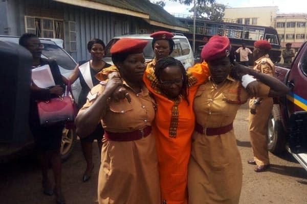 Ugandan academic Stella Nyanzi granted bail