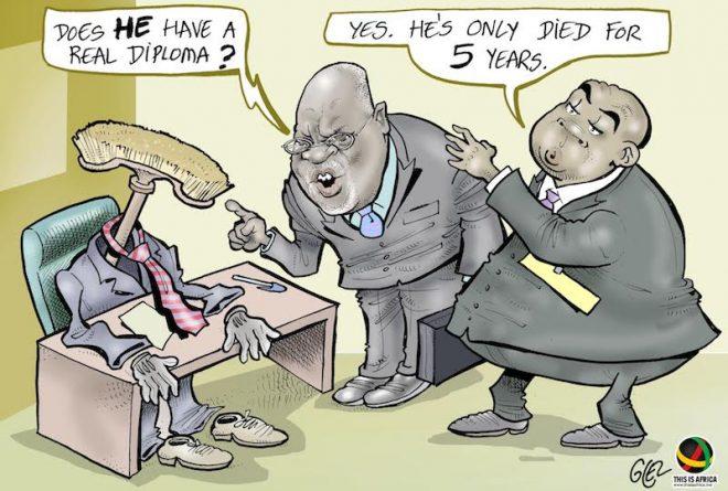 Tanzania fires 10,000 civil servants over fake qualifications