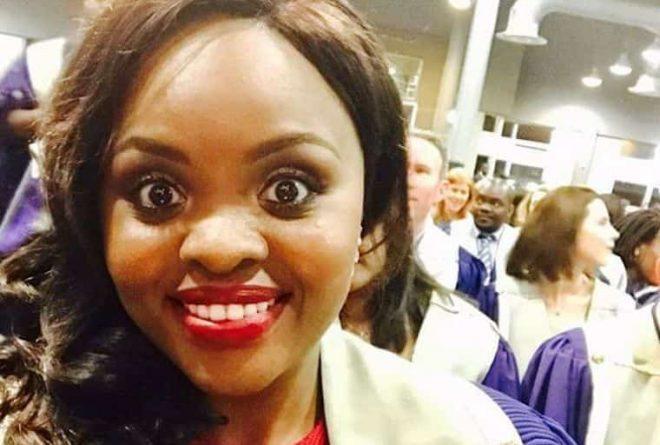 Africa's youngest neurosurgeon, Dr Ncumisa Jilata