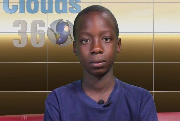 16 years old learner, Tisekwa Gamungu rescues nine classmates from drowning