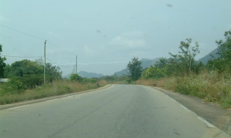 On the Road to Bamenda with my Dead Grandfather