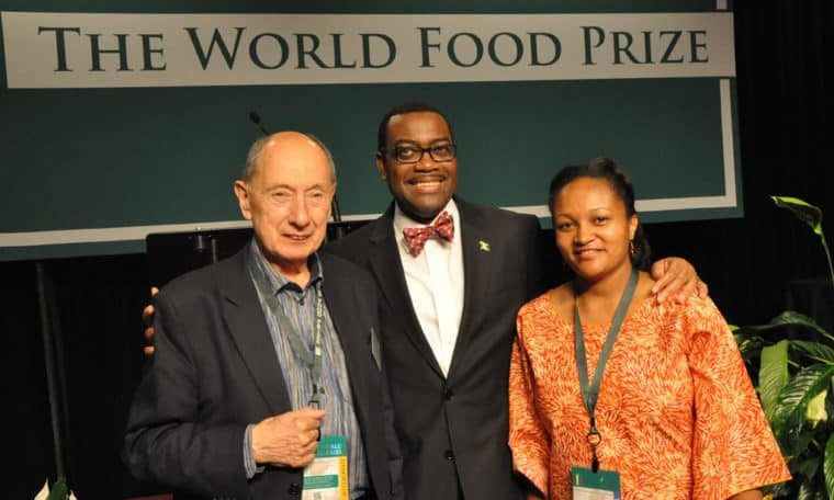 Nigeria: Ex Agriculture Minister Dr Akinwumi Adesina wins World Food Prize