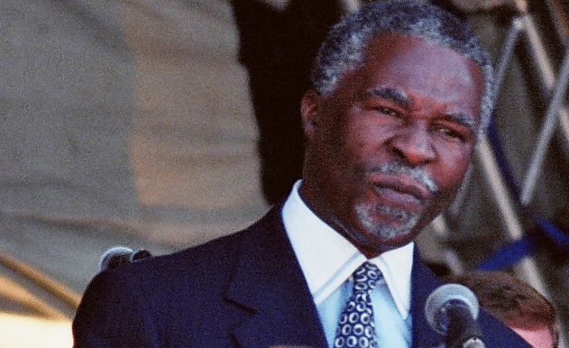 The man in the mirror – Thabo Mbeki's legacy