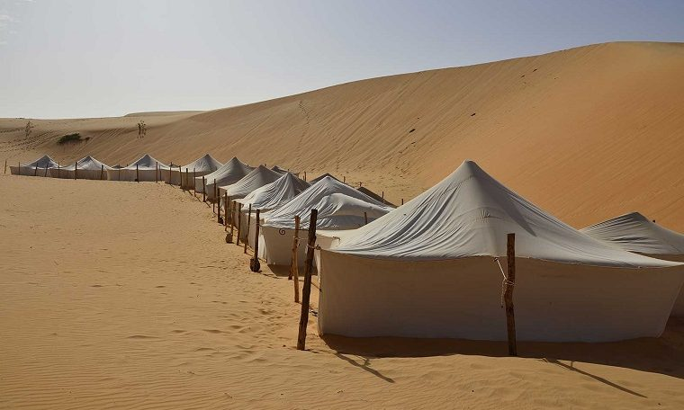 Greetings From The Lompoul Desert In Senegal