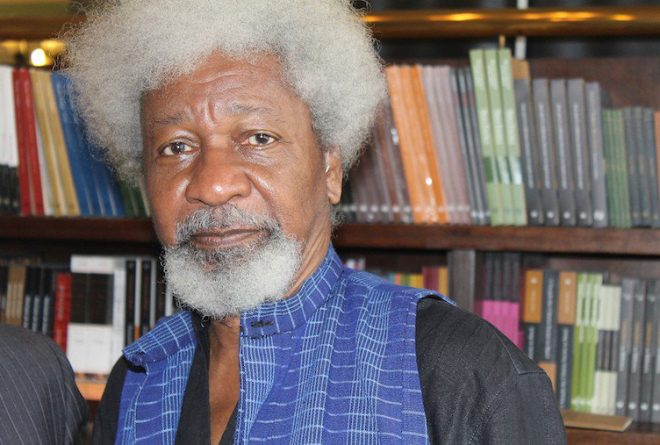 5 pictures of African literary giant Wole Soyinka on his birthday