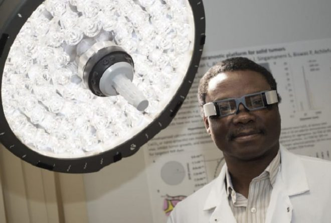 Meet Samuel Achilefu: The Nigerian On A Mission To See And Kill Cancer Using Light
