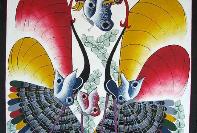 Tinga Tinga Art: Simple Yet A Marvel To Look At