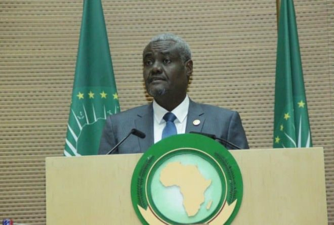 African Union contributes US$350 000 to Cyclone Idai disaster efforts